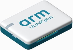 ULINKplus debug adapter