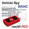 neoVI RED & Vehicle Spy 3 Basic - Value Pack
