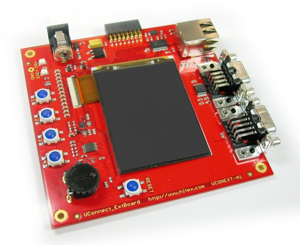 UConnect OLED Extension Board