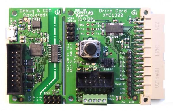 XMC1300 Drive Card