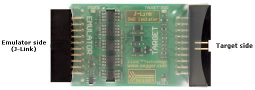 SEGGER 8.07.01 - J-Link SWD Isolator