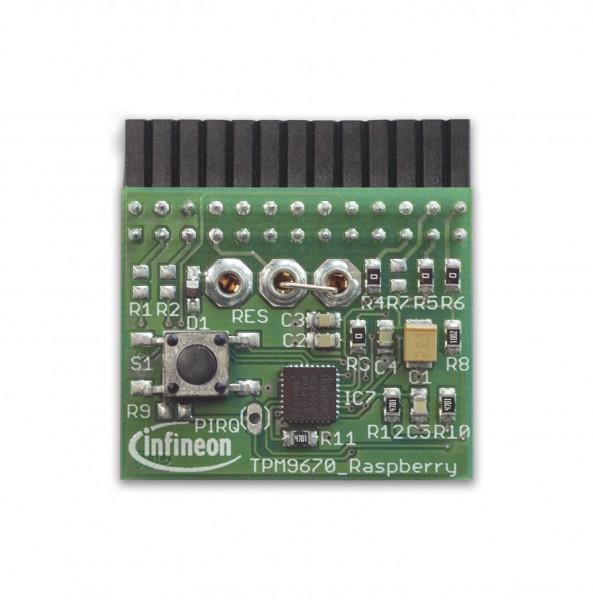 Iridium 9670 - TPM1.2 SPI