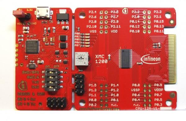 XMC1200 Boot Kit KIT_XMC12_BOOT_001