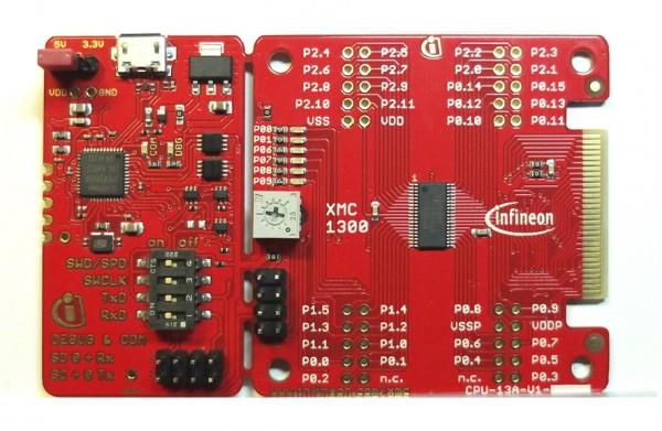 XMC1300 Boot Kit KIT_XMC13_BOOT_001