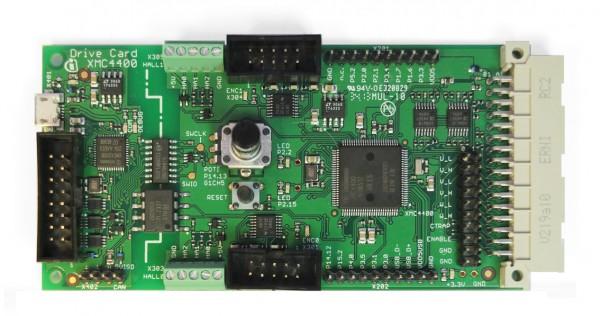 XMC4400 Drive Card