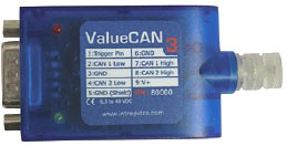 ValueCAN3 LIMITED