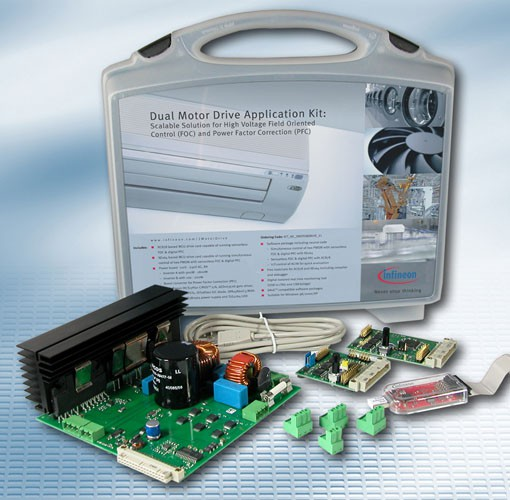 DualDrive & PFC Application Kit