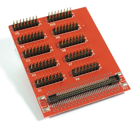 TriCore TriBoard Extension-Board