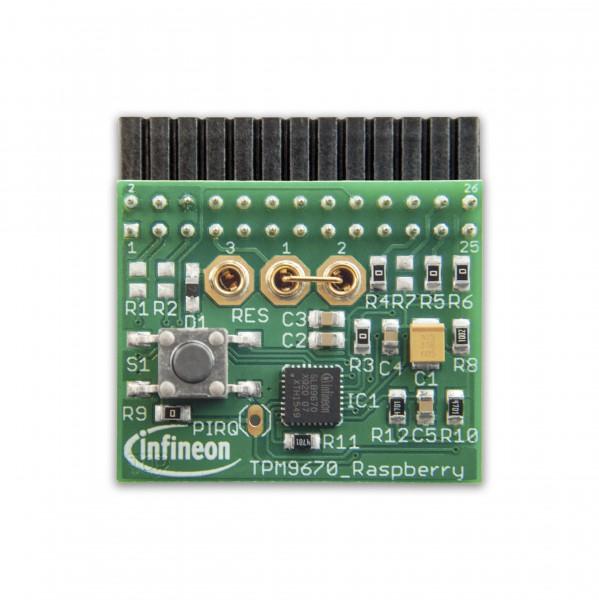 Iridium 9670 - TPM2.0 SPI