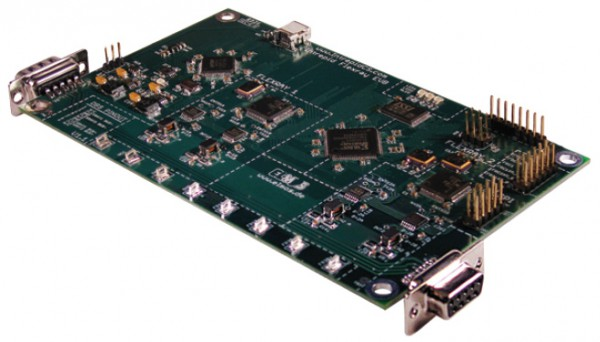 Flexray Evaluation Board